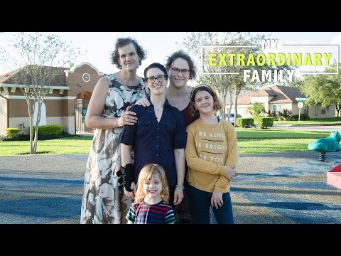 We're Raising Our Kids With No Gender | MY EXTRAORDINARY FAMILY