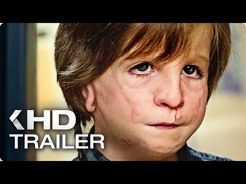 WUNDER Exklusiv Trailer German Deutsch (2018)