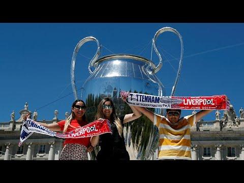 Το τρόπαιο του Τσάμπιονς Λιγκ στη…Μαδρίτη
