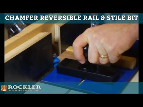 Rail and Stile Router Bit