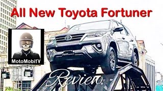 Video All New Toyota Fortuner 2016 Review Indonesia MP3, 3GP, MP4, WEBM, AVI, FLV Mei 2017