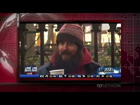 TheYoungTurks - Fox Business Network reporter John Stossel did another segment where he dresses as a homeless person in NYC - how much money did he get, and why does it matter? The Young Turks host Cenk Uygur...