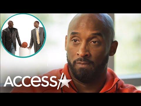 Kobe Bryant Calls Michael Jordan 'Big Brother' In 'The Last Dance'
