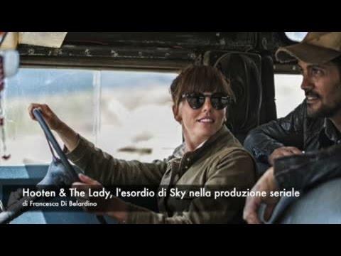 Hooten & The Lady, l'esordio di Sky nella produzione seriale