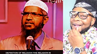 Video CATHOLIC REACTS TO Dr Zakir Naik Proved Hell & Heaven In Two Ways (Brilliant) MP3, 3GP, MP4, WEBM, AVI, FLV Juli 2018