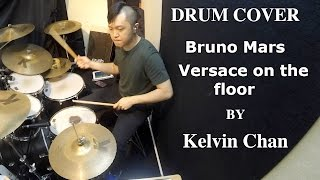 Video Bruno Mars - Versace on the floor Drum Cover download in MP3, 3GP, MP4, WEBM, AVI, FLV Februari 2017