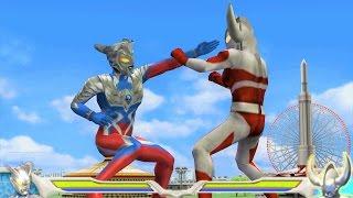 Video Sieu Nhan Game Play | Ultraman Zero Leo Battle Mode | Game Ultraman FE0 MP3, 3GP, MP4, WEBM, AVI, FLV Februari 2018