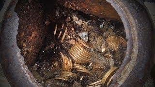 Greatest Buried Treasure Ever Found!!