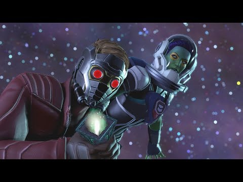 ВРАТА В НИКУДА 🌌 Прохождение Guardians of the Galaxy: A Telltale Series [ЭПИЗОД 2] [ФИНАЛ] #4
