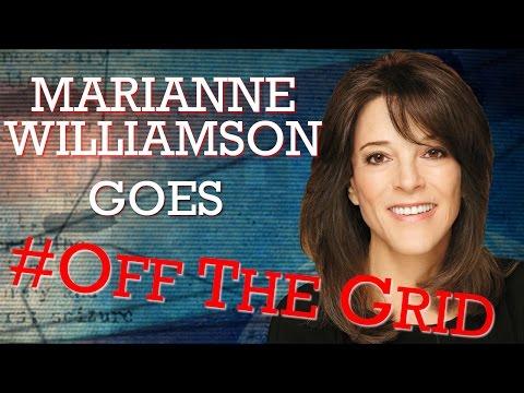 Marianne Williamson Goes #OffTheGrid | Jesse Ventura Off The Grid – Ora TV