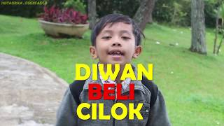 Video DIWAN BELI CILOK | FIKRIFADLU MP3, 3GP, MP4, WEBM, AVI, FLV November 2018