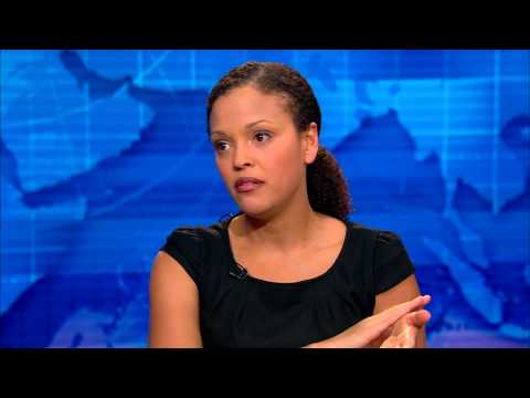 Author Jesmyn Ward Talks the 'Men We Reaped'