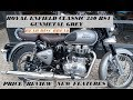 ROYAL ENFIELD GUNMETAL GREY CLASSIC 350 BS4 2017, New Launched, Review, Price, New Features