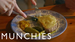 MUNCHIES Guide to Wales: Rugby Girls and Welsh Rarebit by Munchies