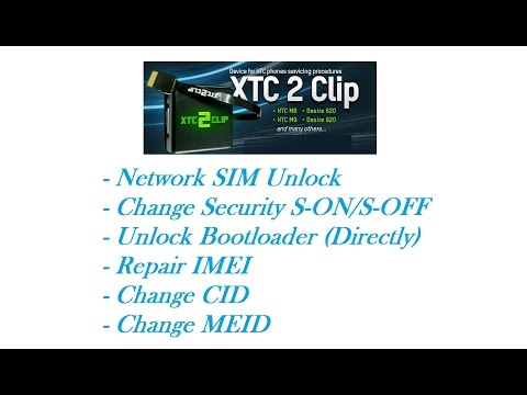 XTC 2 Clip /HTC Service Box/ - Tutorial #1 - Activation & Update