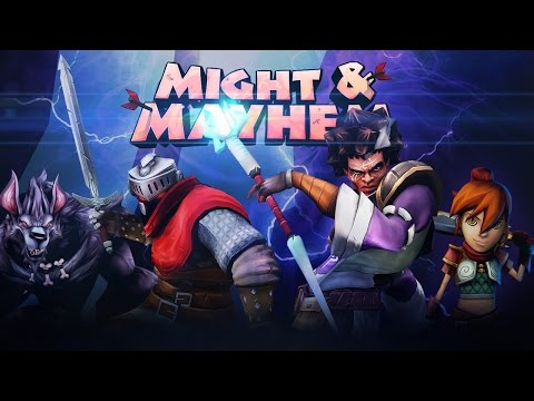 Video of Might and Mayhem: Battle Arena