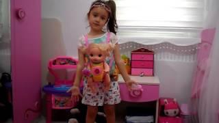 Video Baby Alive Emekleyen Bebeğim Tanıtımı MP3, 3GP, MP4, WEBM, AVI, FLV November 2017