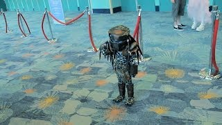 This Mini Predator May Be The Cutest Cosplay Of All Time!