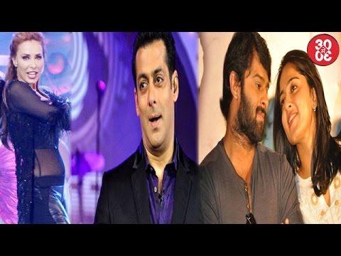 Iulia Sings Salman Khan's 'Jag Ghoomeya'   Prabhas-Anushka To Team Up Again In 'Saaho'