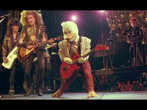(1986) Howard the Duck - Closing Title Song