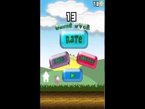 Video of Flappy Pig - Tap and Fly Game