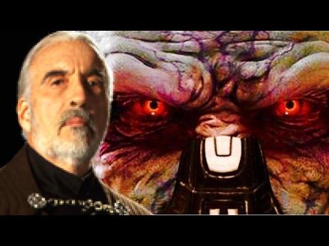 Why Didn't Dooku Have Sith Eyes? (видео)