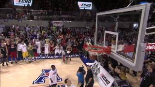 NCAA College Slam Dunk & 3 Point Championship 2014
