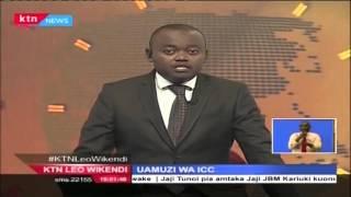 ICC yafanya Uamuzi katika Kesi ya Katibu wa Rais