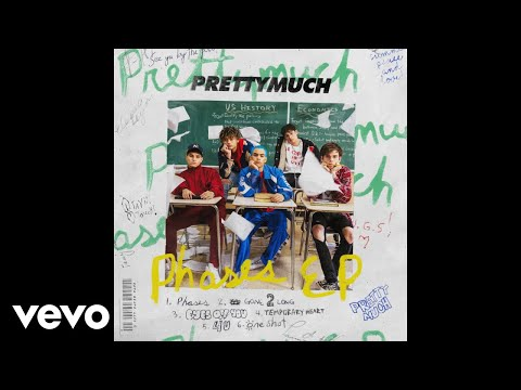 PRETTYMUCH - Gone 2 Long (Audio)