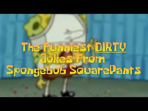 DIRTY JOKES IN SPONGEBOB SQUAREPANTS You Might Have Missed!  What's Trending Originals!