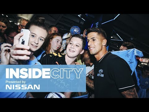 Video: DEADLINE DAY SPECIAL | INSIDE CITY 349
