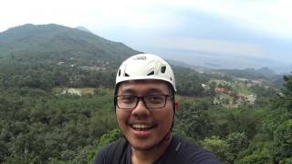Purwakarta Indonesia  City new picture : Skywalker Via Ferrata - Purwakarta, Indonesia