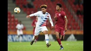 MATCH HIGHLIGHTS - USA v Qatar - FIFA U-20 World Cup Poland 2019