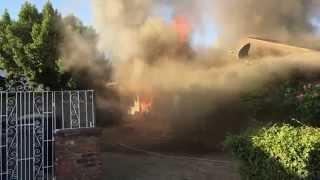 Hero Saves Man From Burning Home