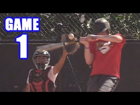 BASEBALL! | On-Season Baseball Series | Game 1