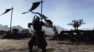 Трейлер к старту финального ЗБТ Conqueror's Blade