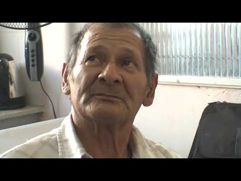 Begoña Grau, se encuentra en Salto trabajando con el laboratorio de ortopedia.