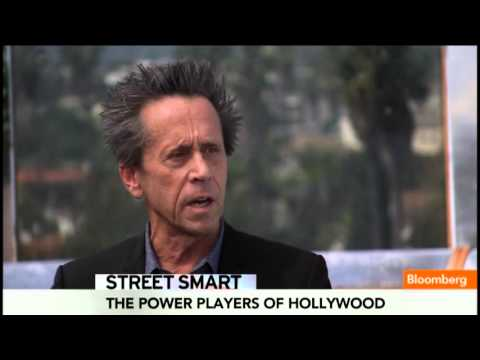 brian grazer - March 14 (Bloomberg) -- Film producer Brian Grazer, who is co-chairman of Imagine Entertainment, talks about Internet video viewing habits and the entertainm...