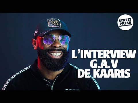 L'interview G.A.V de Kaaris