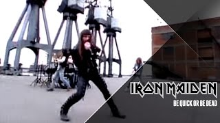 Iron Maiden - Be Quick Or Be Dead videoclip