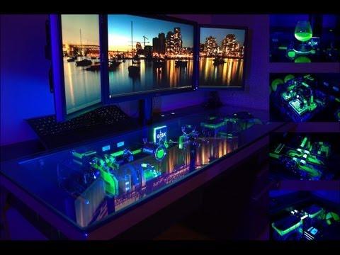 L3p D3sk - Silent PC Desk