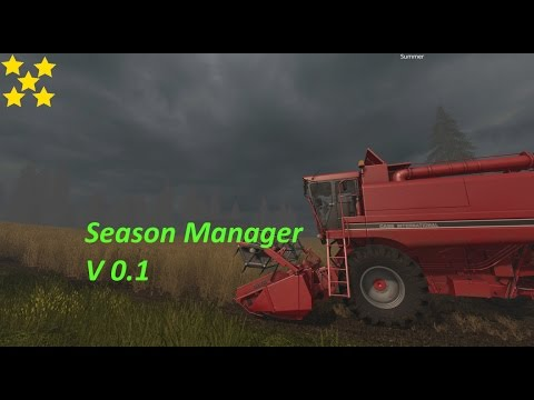 SeasonManager v0.2