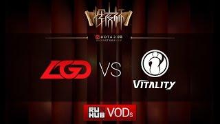 LGD.cn vs iG.V, game 1