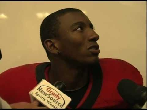 Malcolm Mitchell Interview 11/3/2012 video.