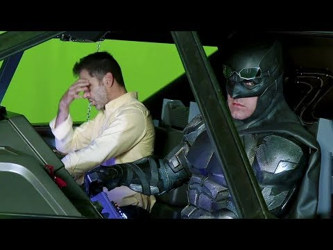 From Comics to Movie 'Justice League' Behind The Scenes [+Subtitles]