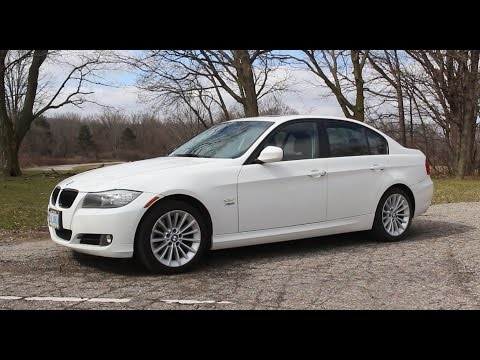 E90 BMW 328i Review!   A Good First Car For $10k? (видео)