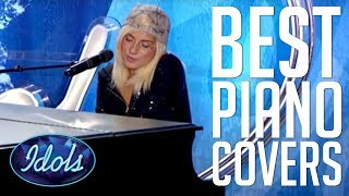 Video 7 BEST PIANO COVER AUDITIONS EVER | American Idol & Nouvelle Star | Idols Global MP3, 3GP, MP4, WEBM, AVI, FLV Maret 2018