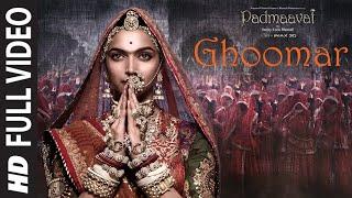 Video Full Video:Ghoomar|Padmaavat|Deepika Padukone Shahid Kapoor Ranveer Singh|Shreya Ghoshal SwaroopKhan MP3, 3GP, MP4, WEBM, AVI, FLV November 2018