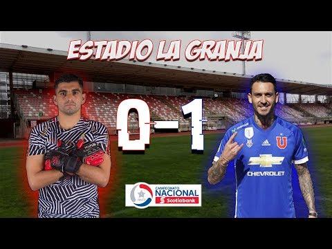 Curico Unido vs U. de Chile 0-1 | 29/07/2017 | Campeonato Primera A - Los Marginales - Curicó Unido