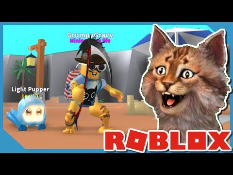 NEW PET ACCESSORIES UPDATE IN ROBLOX MINING SIMULATOR